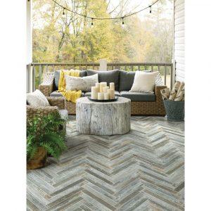 Fusion Herring bone Mosaic | Metro Flooring & Design