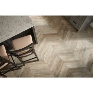 GleeChevron-Noce-Overhead | Metro Flooring & Design